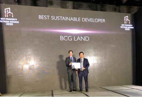 BCG Land và dự án Casa Marina Premium thắng lớn tại Dot Property Vietnam Awards 2020